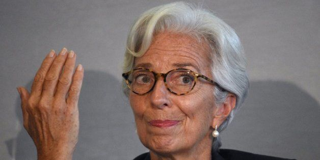 Λαγκάρντ: Ώρα να ασχοληθούμε σοβαρά με τα ψηφιακά νομίσματα.Το ΔΝΤ θα αναπτύξει κάποια στιγμή δικό του