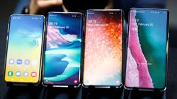 삼성전자의 한국 스마트폰 시장 점유율은 70%에