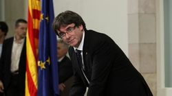 Ο Πουτζδεμόν αναστέλλει για δύο μήνες την εντολή για ανεξαρτησία της Καταλονίας. Επιστολή σε Ραχόι για