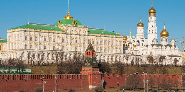 View of the Moscow Kremlin from the Kremlin