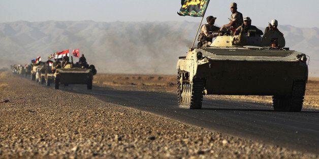AHMAD AL-RUBAYE/AFP/Getty
