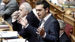 Αντιπαράθεση Τσίπρα- Μητσοτάκη στη Βουλή για την ταυτότητα
