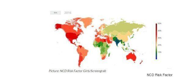 Aυτές είναι οι χώρες με τα μεγαλύτερα ποσοστά παιδικής