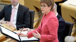 Στέρτζον: Εξέταση δημοψηφίσματος για ανεξαρτησία της Σκοτίας, όταν ξεκαθαριστούν οι σχέσεις
