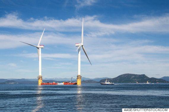 Αιολικό πάρκο στον βόρειο Ατλαντικό θα μπορούσε να τροφοδοτήσει με ενέργεια όλο τον