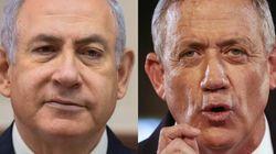 Netanyahu reconoce su derrota y propone a Gantz formar un gobierno de