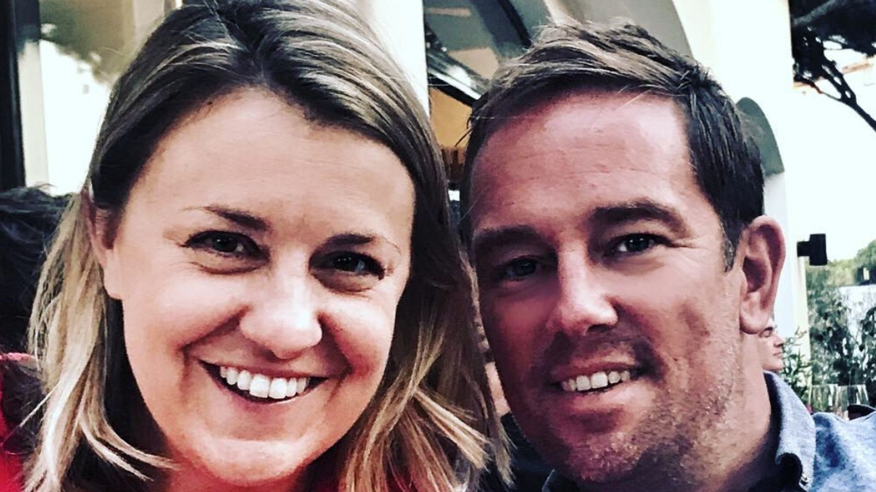 Simon Thomas Speaks About Late Wife's 'Telltale' Leukaemia Symptom