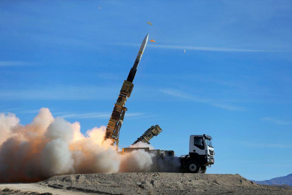 Ιρανικός πύραυλος Sayyad