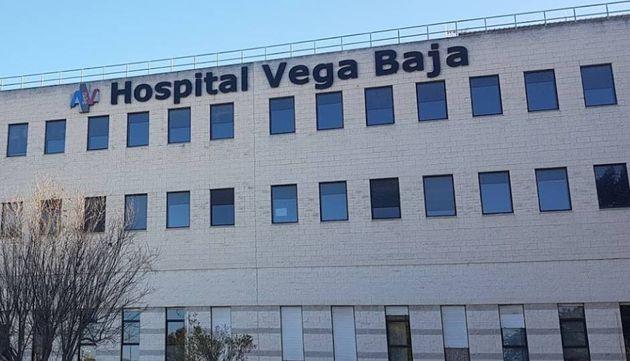 Hospital comarcal de la Vega Baja, en la pedanía oriolana de San