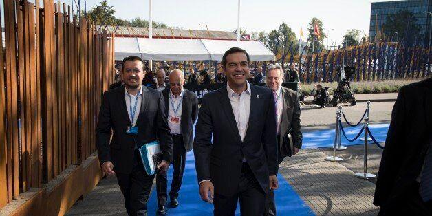 Σύνοδος Κορυφής της Ε.Ε.: Το μέλλον της Ευρώπης στο επίκεντρο των συζητήσεων του Αλέξη Τσίπρα με