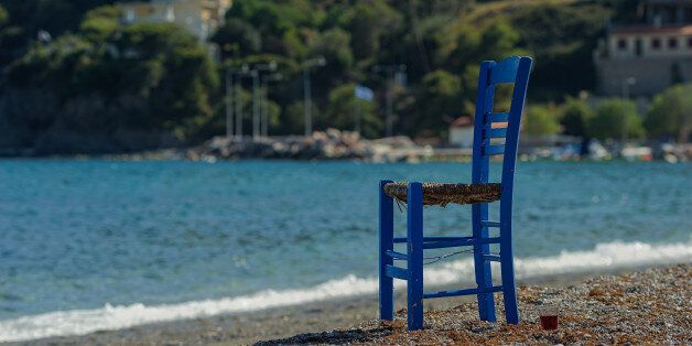 Photo Taken In Greece,