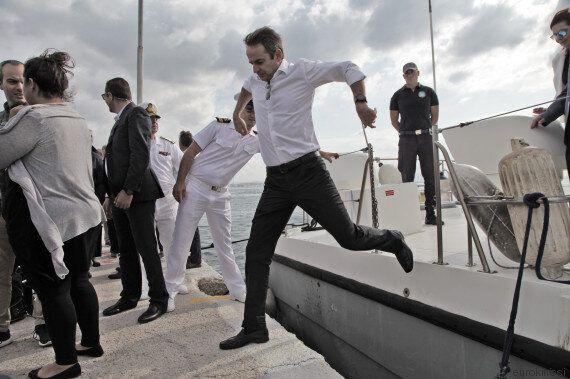 Κυριάκος Μητσοτάκης: Το πρόβλημα με το ναυάγιο του Αγία Ζώνη ΙΙ εξακολουθεί να είναι