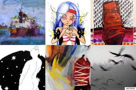 ΕΚΠΛΗΞΗ 8: Οι καλλιτέχνες δημιουργούν ξανά για τους αστέγους της