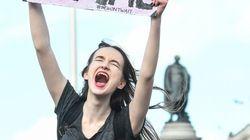 Οι γυναίκες στην Ιρλανδία φωνάζουν ακόμη υπέρ του δικαιώματος στην
