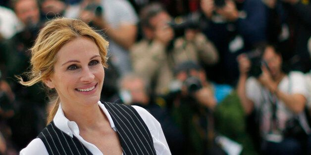 Cast member Julia Roberts poses during a photocall for the