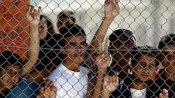 Στοιβαγμένοι στη Μόρια: Μια ξενάγηση στην αποθήκη ανθρώπων της Λέσβου από τη Human Rights