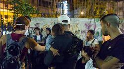 Με ΕΚΑΜ και drone η απομάκρυνση 230 μεταναστών από υπό κατάληψη κτήρια στην