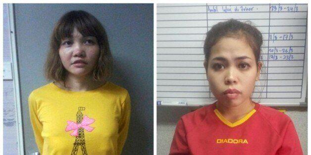 Την αθωότητά τους υποστήριξαν οι δύο κατηγορούμενες για την δολοφονία του αδελφού του Βορειοκορεάτη