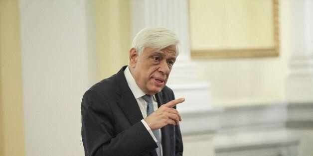 Παυλόπουλος: Υπονομεύουν μόνοι τους την ευρωπαϊκή προοπτική πΓΔΜ και