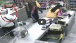 Οι fast and furious ληστές. Βίντεο από τη δράση