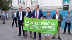 Vox boicotea el minuto de silencio por el último asesinato machista en