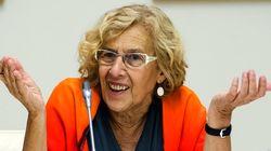Carmena descarta presentarse a las elecciones