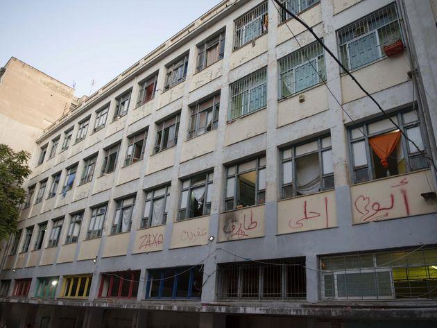 Το κτίριο επί της Αχαρνών