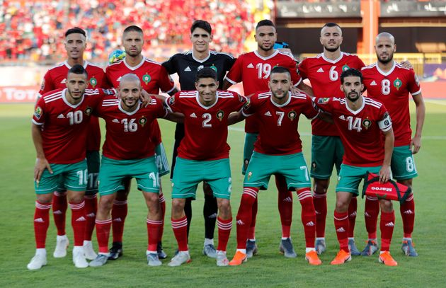 Soccer Football - Africa Cup of Nations 2019 - Round of 16 - Morocco v Benin - Al Salam Stadium, Cairo,...