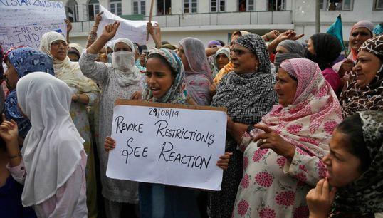 'Hug Each Kashmiri', Says Modi On Kashmir's 45th Day Of