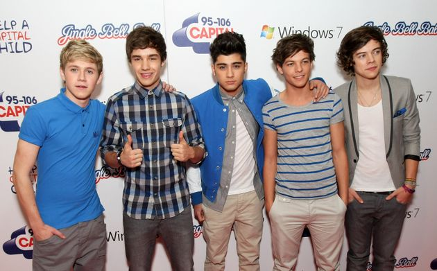 One Direction in