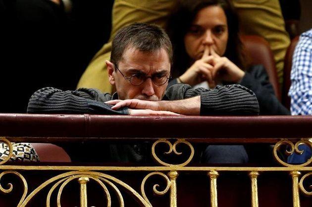 Juan Carlos Monedero en el