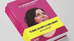 Il libro su Laura Boldrini non è ancora stato pubblicato ma già viene
