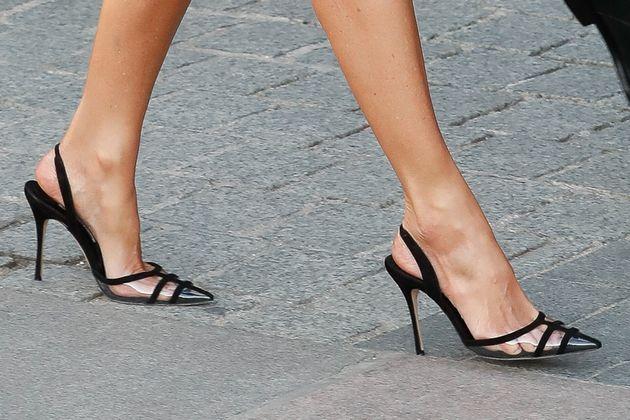 Los zapatos de