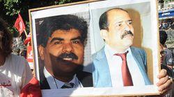 Affaire Belaïd et Brahmi: Le collectif de défense en sit-in