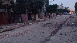 Emeutes à Oued R'hiou: le policier ayant causé la mort d'un adolescent placé en détention