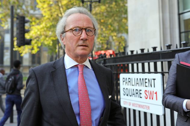 Lord Keen QC arrives at the Supreme