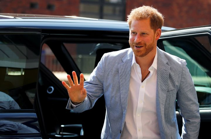 BBC Apologizes To Prince Harry For Running Neo-Nazi 'Race Traitor' Image Of The Duke