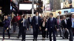 Esta es la 'precampaña' de Pedro Sánchez en Nueva York mientras se disuelven las