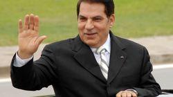 L'ancien président tunisien Ben Ali est