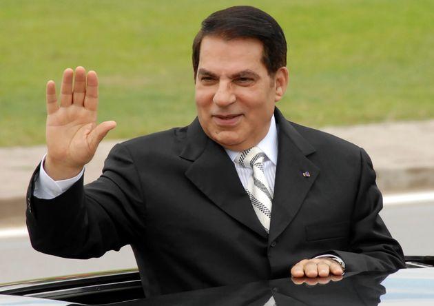 L'ancien président tunisien Zine El Abidine Ben Ali avait été contraint de quitter...