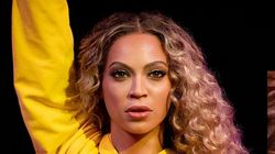 Beyoncé's New Wax Figure Actually Looks Like Her & Will (Briefly) Stand With Royal