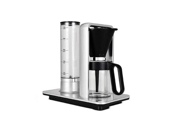 This automatic coffee maker works just like a pour-over.