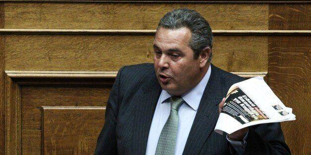 Καταψηφίστηκε η πρόταση της ΝΔ για εξεταστική για τις συνομιλίες