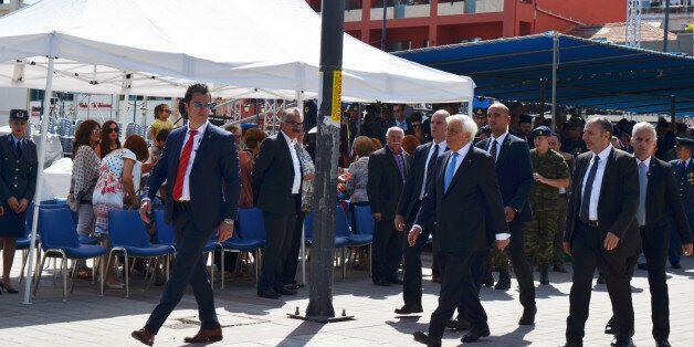 Παυλόπουλος: Επιβάλλεται ενότητα όλων των δημοκρατικών πολιτικών δυνάμεων μπροστά στους μεγάλους εθνικούς