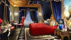 Ρίξτε μία πρώτη ματιά μέσα στο πιο πολυτελές ξενοδοχείο του