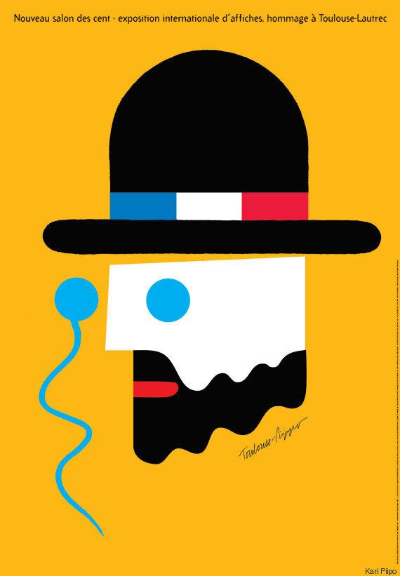 Πάνω από 100 αφίσες κορυφαίων δημιουργών που τιμούν τον Henri de Toulouse-Lautrec, έρχονται στο