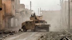 Η Ρωσία καταγγέλλει «ύποπτες» κινήσεις Αμερικανών καταδρομέων κοντά σε θέσεις του ISIS στη