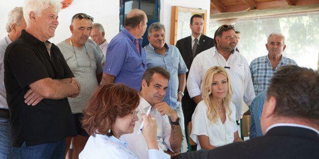 Μητσοτάκης σε αλιείς στο Κερατσίνι: Προτεραιότητα η απορρύπανση και οι αποζημιώσεις όσων επλήγησαν από...