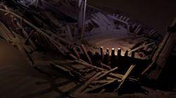 Βίντεο: Νεκροταφείο πλοίων η Μαύρη