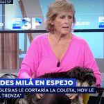 Mercedes Milá lo tiene claro sobre la situación política: